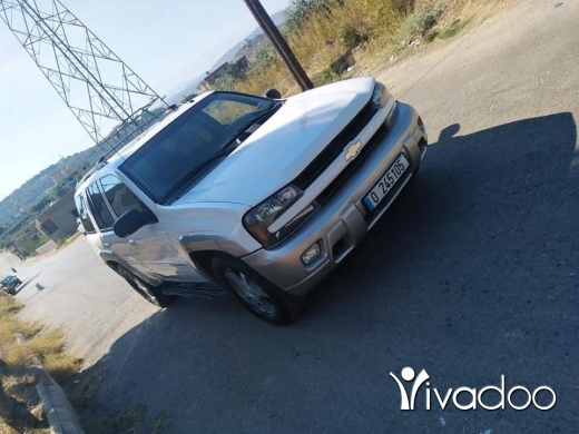 Chevrolet in Port of Beirut - جيب ٢٠٠٤