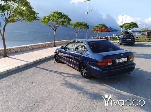 Honda in Port of Beirut - .honda