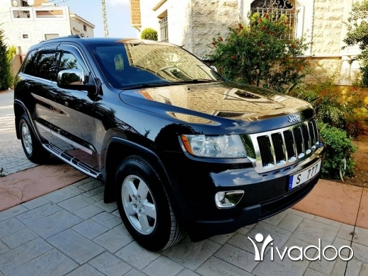 Jeep in Sarafande - jeep 2012 4×4 cl