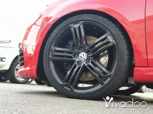 Volkswagen in Port of Beirut - 2013 Golf R MK6 in Perfect condition