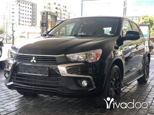 Mitsubishi in Port of Beirut - Mitsubishi Outlander Black Sport 2016