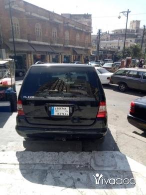 Mercedes-Benz in Tripoli - ML.98