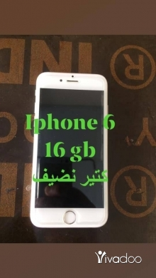 Apple iPhone in Menyeh - Iphone 6 16 gb