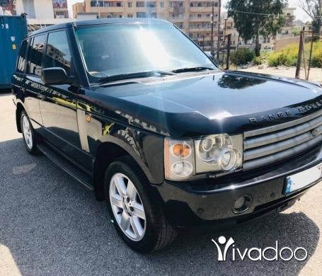 Rover in Anfeh - Range Rover Vogue HSE 2004
