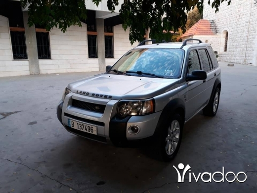 Land Rover in Zgharta - Land rover 2004