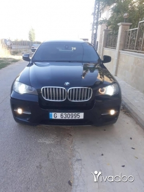 BMW in Zahleh - Bmw x6 model 2011