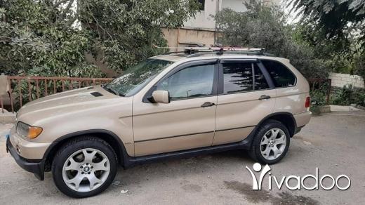 BMW in Tal Bireh - X5