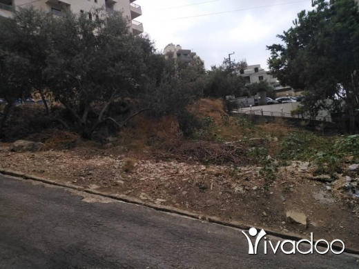 Land in Mtaileb - A 587 m2 land with an open mountain view for sale in Mtayleb