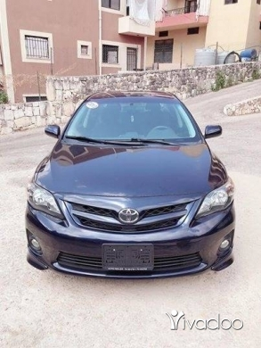 Toyota in Dbayeh - Toyota Corolla S 2013 in mint condition