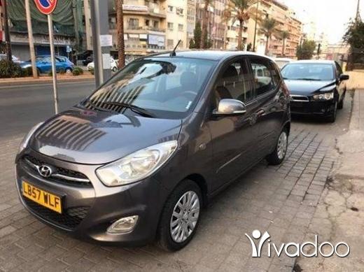 Hyundai in Beirut City - Hyundai i10 model 2013 full automatic no accident☎️☎️