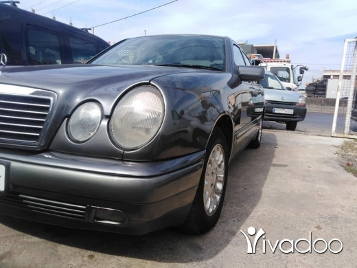 Mercedes-Benz in Menyeh - مرسيدس إم عيون 230 موديل 1996