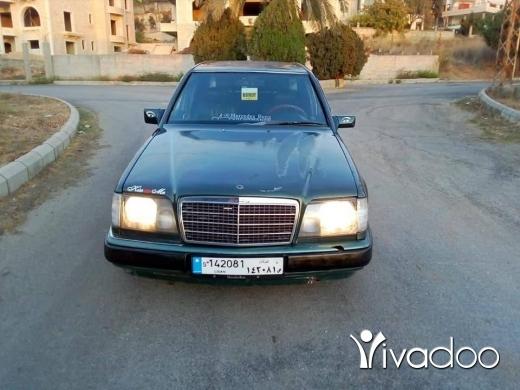 Mercedes-Benz in Al Beddaoui - ٢٠٠ صندوق ٣٠٠ ٤ سلندر