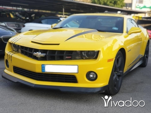 Chevrolet in Beirut City - Camaro SS / Clean carfax / Fully loaded