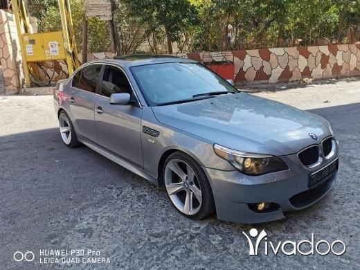BMW in Beirut City - E60 525i