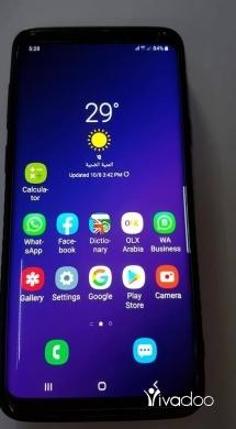 Samsung in Al Beddaoui - S9 plus duos 64gb 6ram like new.