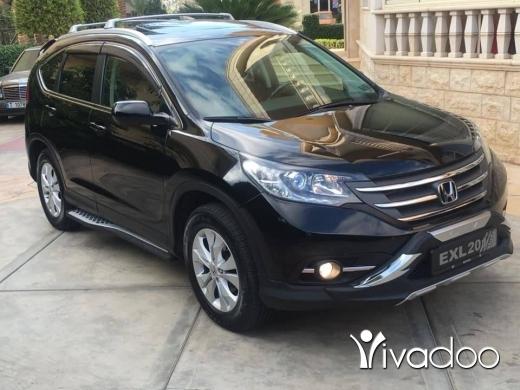 Honda in Beirut City - CRV Exl 2013