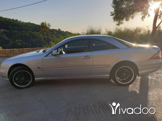 Mercedes-Benz in Beirut City - Mercedes CL-55 AMG