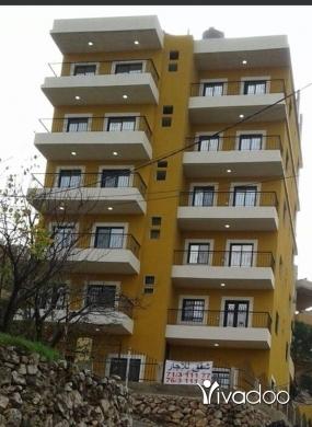 Apartments in Tripoli - شقق للإيجار مراح السراج (الضنية) الطريق العام