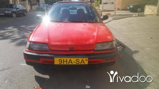 Honda in Port of Beirut - Honda civic 89