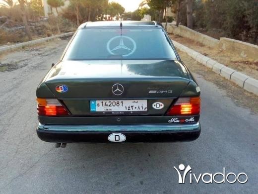 Mercedes-Benz in Port of Beirut - ٢٠٠ صندوق ٣٠٠ ٤سلندر