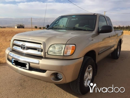 Toyota in Port of Beirut - Toyota Tundra 2004