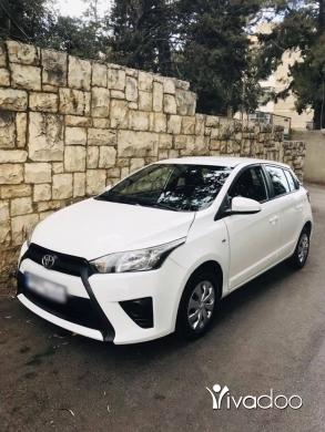 Toyota in Beirut City - Toyota Yaris 2016 Hatchbak