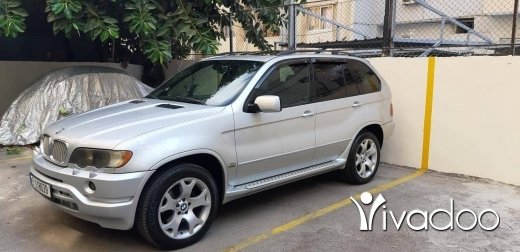 BMW in Beirut City - For sale bmw x5 v8 4.4 2001 sportpakge 03467006