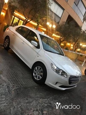Peugeot in Beirut City - بيجو 301 2014