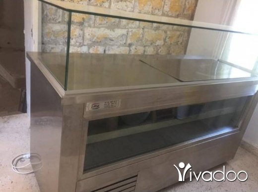 Restaurant & Catering Equipment in Qnat - Display Fridge براد للعرض