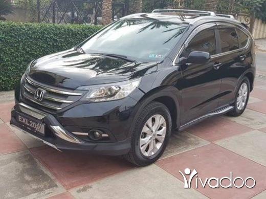 Honda in Tripoli - black edition crv exl 2013