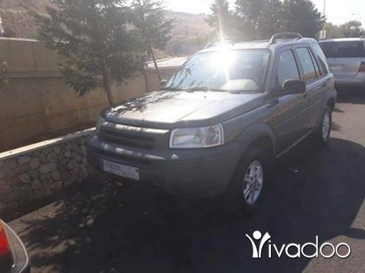 Rover in Jiyeh - رنج روفر موديل ٢٠٠١ اوتوماتيك ستبترونك ٨١٦٧٠٧١٢