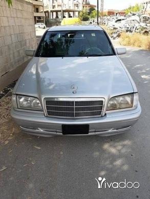Mercedes-Benz in Tripoli - C230 4سلندر m200p