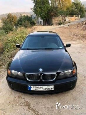 BMW in Zgharta - bmw 325 2003 super clean