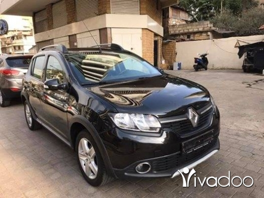 Renault in Beirut City - Renault sandero stepway model 2016 full automatic no accident 47000 km one owner☎️☎️