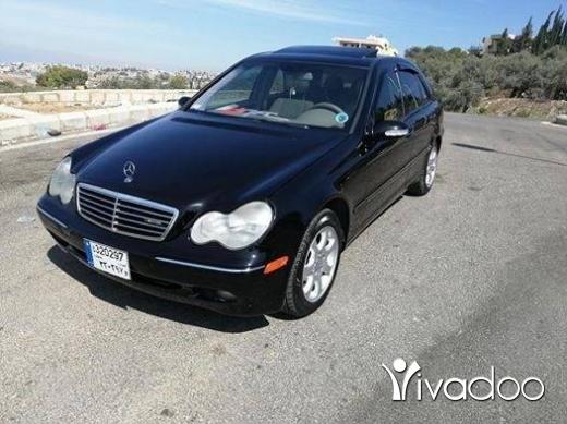 Mercedes-Benz in Jiyeh - Marceides benz elegance c240