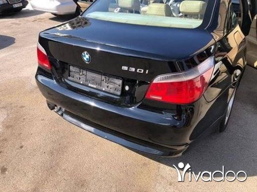 BMW in Tripoli - ٥٣٠ ٢٠٠٥ خااااااارقة وعالتجريب