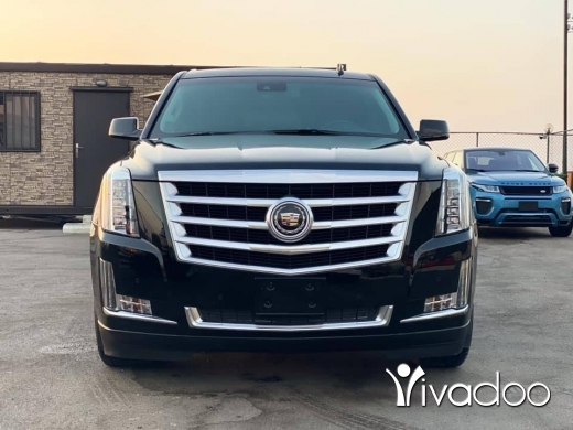 Cadillac in Port of Beirut - car