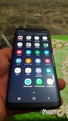 Samsung in Tripoli - S8 خارق النضافه ولا جرح لتبادل