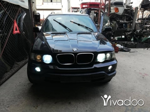 BMW in Sarafande - X5 2003 3.0for
