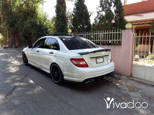 Mercedes-Benz in Zgharta - C 300 look amg