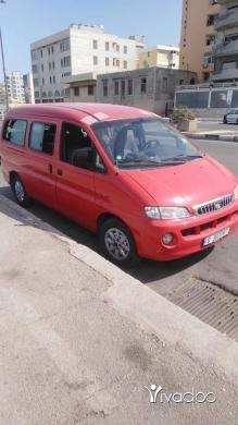 Vans in Deir Ammar - فان هيونداي h1