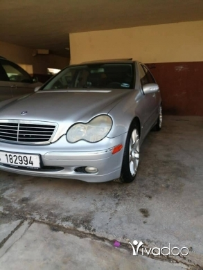 Mercedes-Benz in Majd Laya - C320 2001