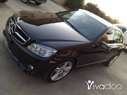 Mercedes-Benz in Tripoli - C 180 CGI AMG