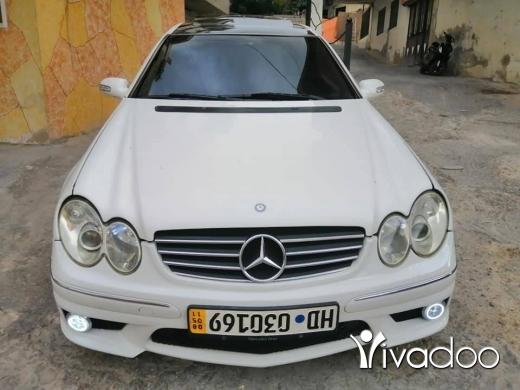 Mercedes-Benz in Deir Ammar - لى e60مرسادس بنز 240 لوك ام جا مودال 2003 انقاد جنط 20 بلورق للبيع او موقايضة