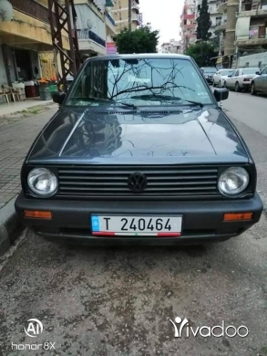 Volkswagen in Tripoli - Golf 89 madfou3 2019 auto
