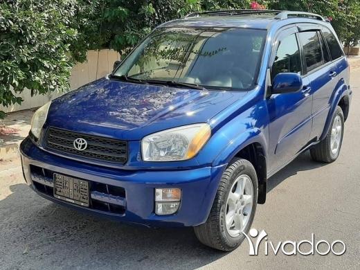 Toyota in Tripoli - تويوتا رافور جديد جدا 4X4
