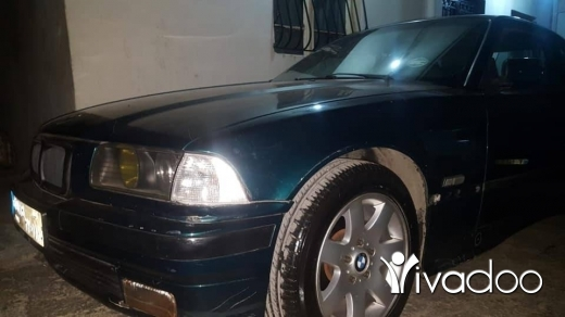 BMW in Jounieh - E36. boy 318. Oto modell 96