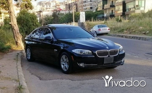 BMW in Port of Beirut - BMW 528 2012