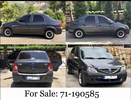 Dacia in Antilias - dacia