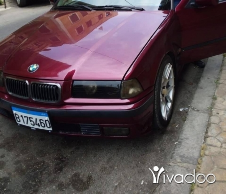 BMW in Tripoli - bmw boy